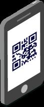 5. QR code menu for restaurants, cafes, bars